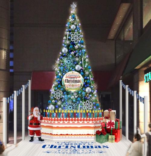 【クリスマス装飾】Thanks Christmas ~これまでも、これからも~