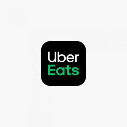 Uber Eatsスタート!