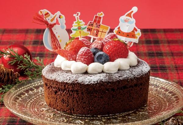 本格的なケーキのキット