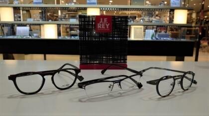 J.F.REY フランスデザインの眼鏡