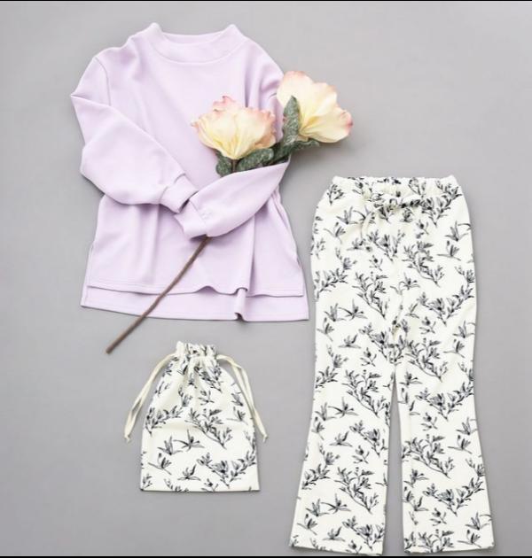 【NEW】ダンボールニットパジャマ