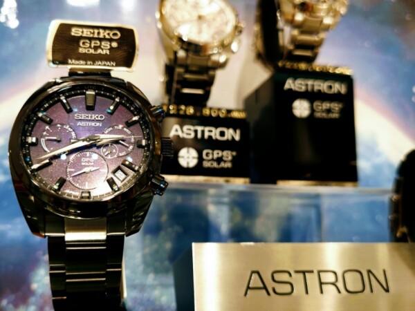ブランドはクオリティを語る Seiko Astron
