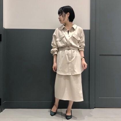 イチオシ「カセット服」のスタッフスタイリング☆