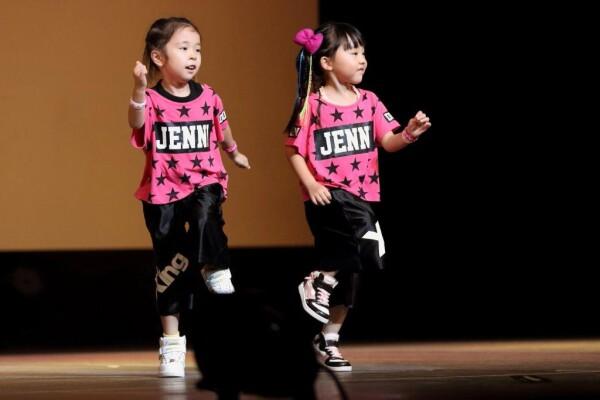 ストリートダンス(幼児・児童コース)受講生募集中